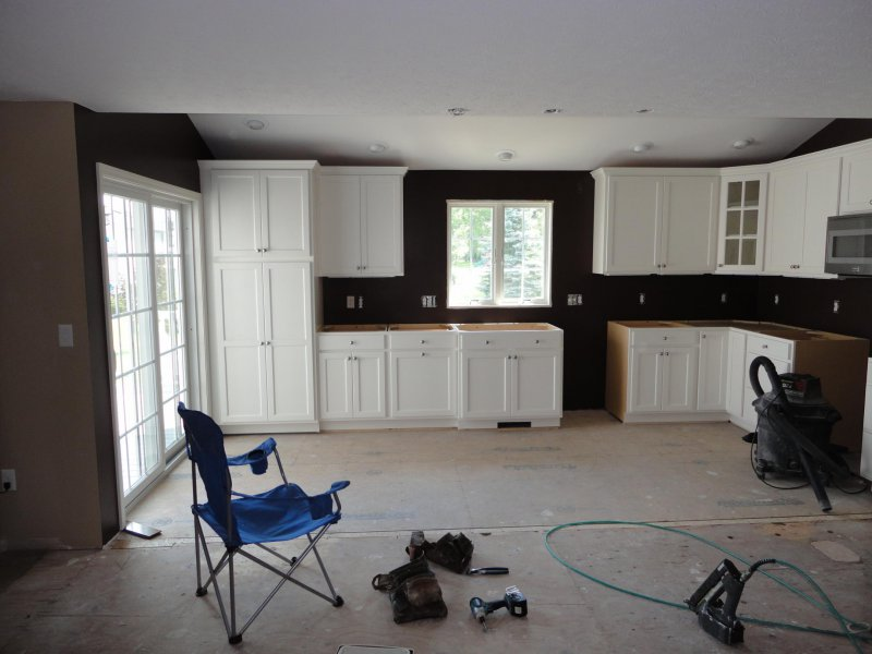 Kitchen Addition, Perinton