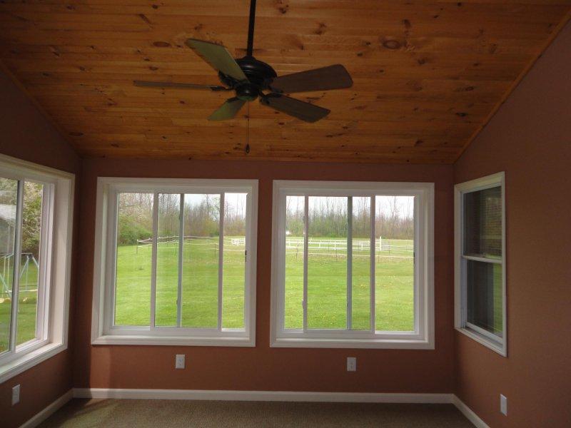 3 Season Room, Lake Road Ontario.